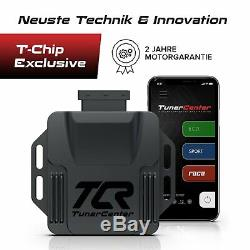 T-chip With Extra App Seat Leon (5f) 2.0 Tfsi Cupra (265 Ch / 195 Kw) Chiptuning